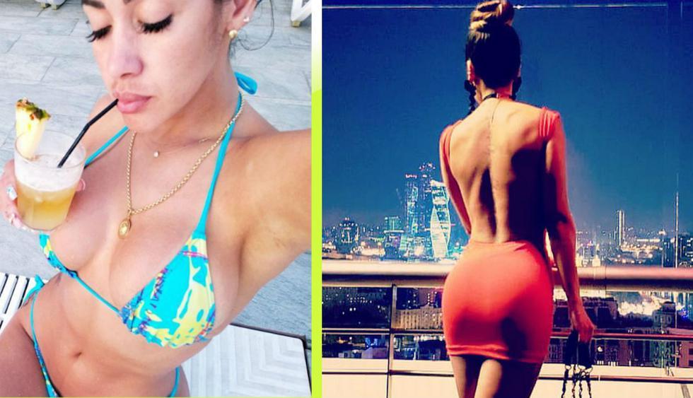 La conocida modelo Dorita Robegoso viene viajando por varios países del mundo y complace a sus fanáticos de Instagram con fotografías.