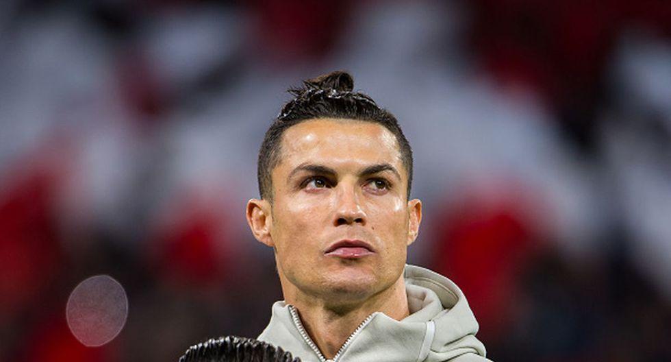 Cristiano Ronaldo jugó su útlimo partido en Italia en el Juventus vs. Inter. (Getty)