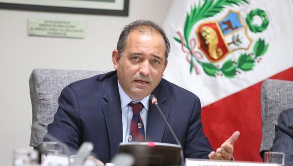 Daniel Córdova renunció al cargo de ministro de la Producción, luego de que ofreciera la salida de su viceministro a cambio del cese de una huelga de pescadores artesanales. (USI)