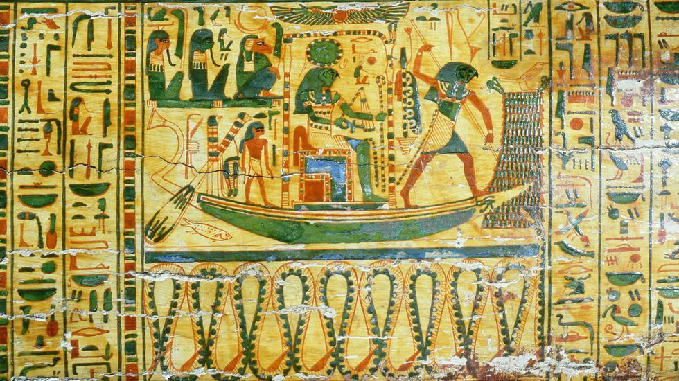 Egiptóloga española descubre el concepto que esta civilización tenía del cielo, los astros y los meteoritos. (Getty)