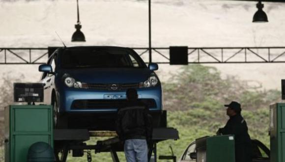 MTC reorganizará el Sistema Nacional de Inspecciones Técnicas Vehiculares.