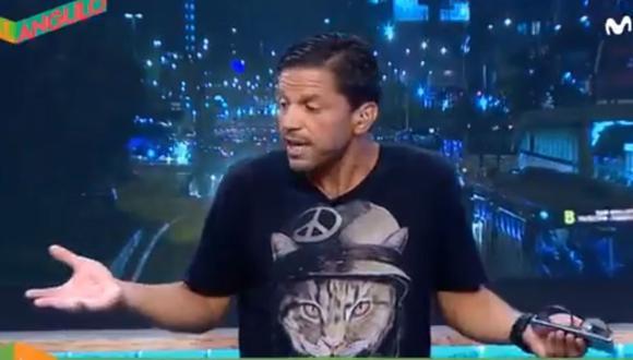 """Pedro Eloy tras tercer ampay de Jean Deza: """"¿Habrá alguien tan estúpido? ¡No puede ser!"""" (Movistar Deportes)"""