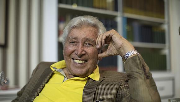 Retrato al director de teatro y actor argentino, Osvaldo Cattone.  (Foto: GEC Archivo)