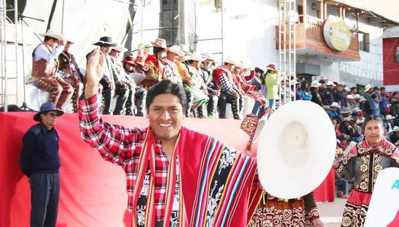 Cusco: maestro reclama alcaldía de Chumbivilcas y pide al TC resolver su demanda (Foto difusión).
