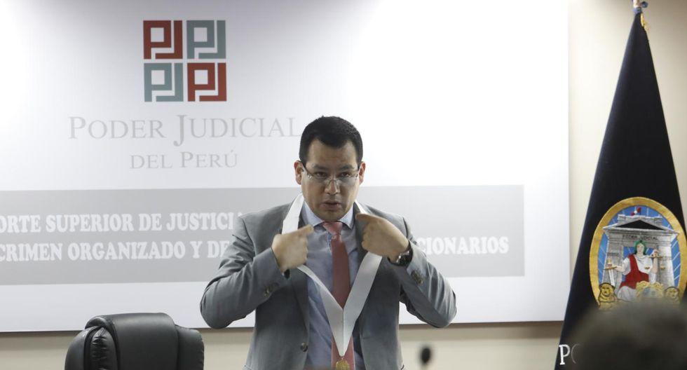 El juez Jorge Chávez Tamariz había rechazado el pedido de recusación de Lamsac, empresa que lo cuestionaba por falta de imparcialidad. (Piko Tamashiro/GEC)