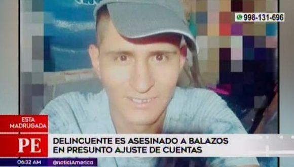 El hombre tenía denuncias en su contra. (Foto: Captura/América Noticias)