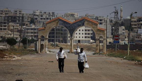 Alepo podría ser determinante para desenlace de conflicto. (AP)