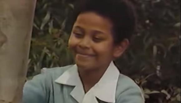 Kalimba interpretó a Martín Parra en Carrusel de las Américas (Foto: Televisa)