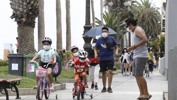 En Lima Oeste, la temperatura máxima llegaría a 23°C, mientras que la mínima sería de 20°C. Fotos: Jessica Vicente / @photo.gec