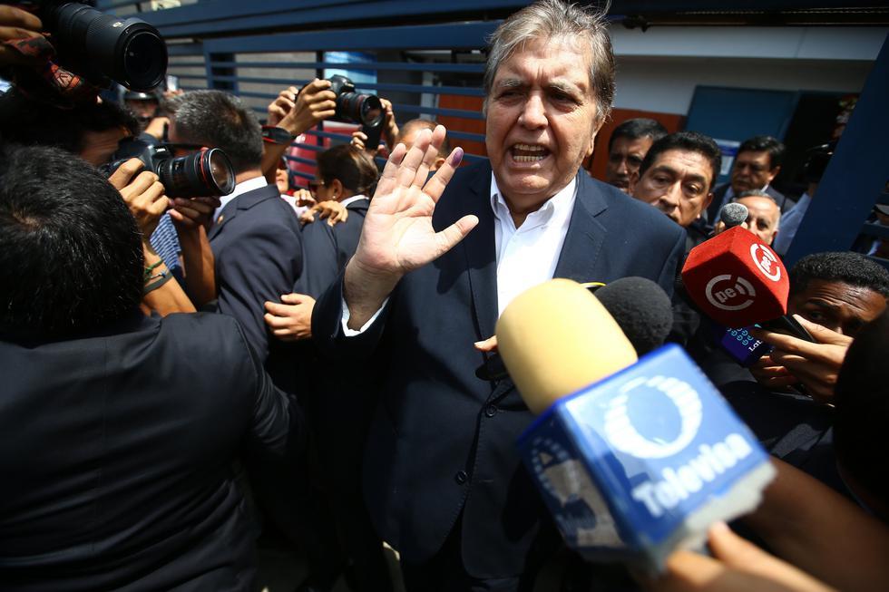 Según la denuncia de la procuraduría , durante su segundo gobierno, Alan García creó una maraña de corrupción en el Ejecutivo para la entrega de la concesión del puerto de Paita. (GEC)