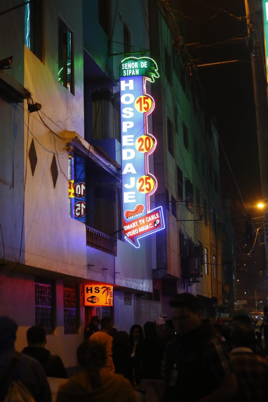 Fiori: Cadáveres de las víctimas habrían sido descuartizadas dentro de hotel (César Grados/GEC)