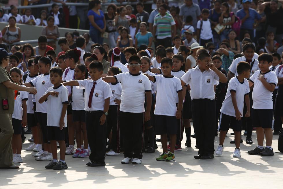 Formación escolar (Perú21)