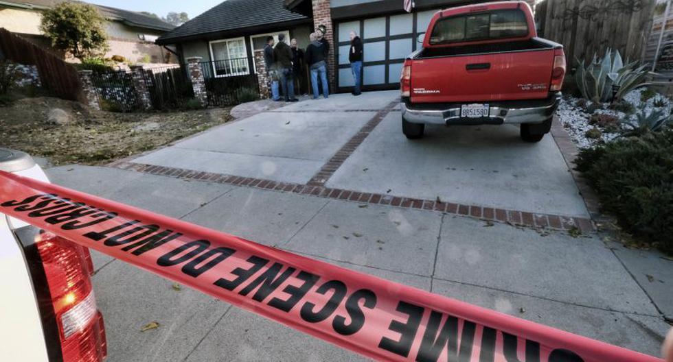 Las autoridades identificaron a Ian David Long como el presunto autor de 12 personas en California. | Foto: AP