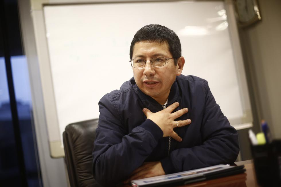Edmer Trujillo (Renzo Salazar)
