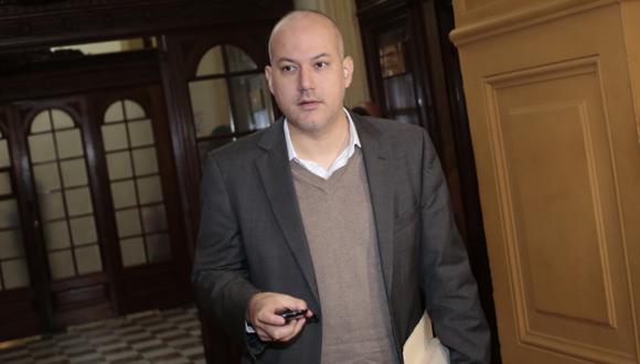 Sergio Tejada no quiso dar más detalles (César Fajardo)