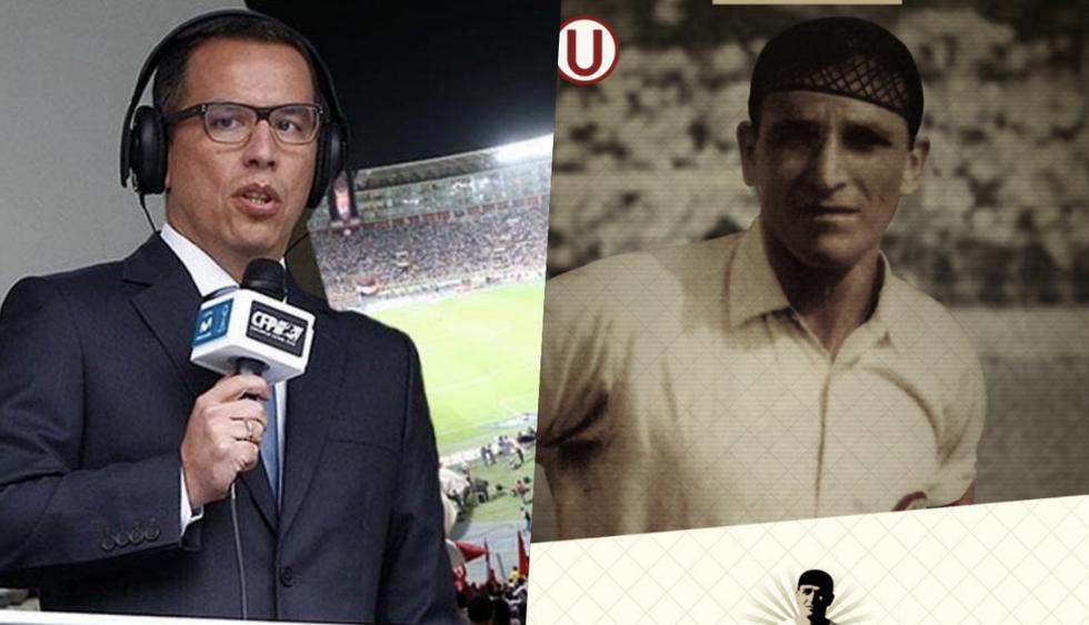Esto pensaba Daniel Peredo sobre el ídolo absoluto de Universitario de Deportes. (Composición)