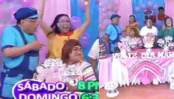 'El Wasap de JB' prepara parodia de la pelea de hermanas, convertida en viral [VIDEO]