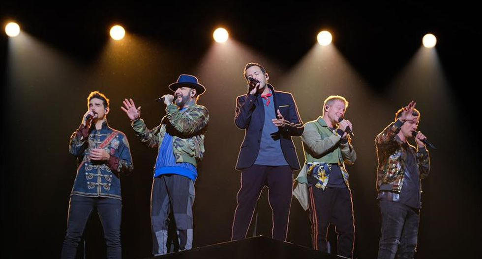 Los Backstreet Boys no incluyeron a Perú en su gira por Latinoamérica. (Foto: @backstreetboys)
