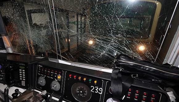 Corea del Sur: Al menos 200 heridos por choque en metro de Seúl. (AP)