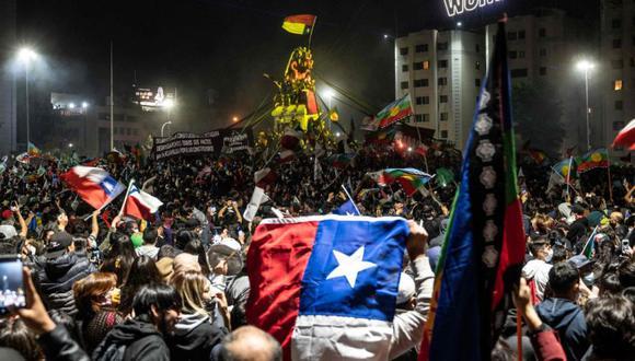 """""""Seguramente en no mucho tiempo Chile dejará de ser la nación más desarrollada y envidiada de la zona"""". (Foto: AFP / Pedro Ugarte)"""