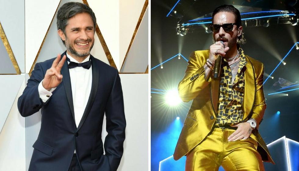 Maluma y Gael García Bernal harán proyectos para la plataforma YouTube | Foto: AFP