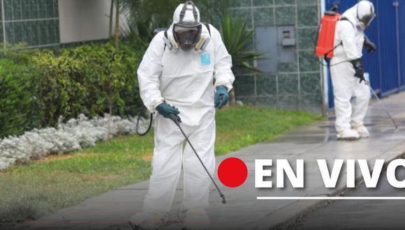 Coronavirus en Perú Día 56 EN VIVO: casos confirmados, muertos, recuperados y más noticias. (Perú21)