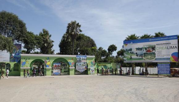 Piden inversión en parques. (Perú21)