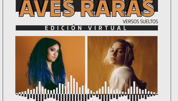 Mica Minaya y K Dyer brindarán un concierto virtual este viernes 26 de marzo a las 7 p.m. (Foto: CCE Lima)
