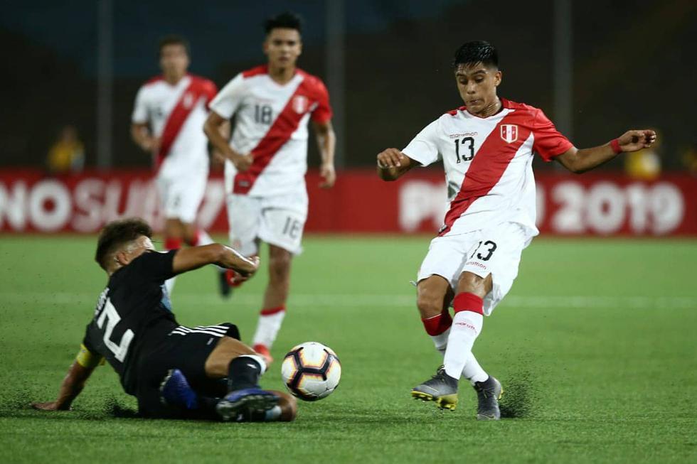 Perú vs. Argentina. (Foto: Jesús Saucedo/GEC)