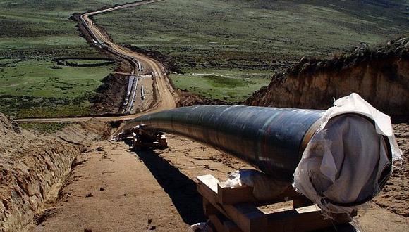 Gasoducto del Sur Andino está valorizado en US$4,000 millones. (Difusión)