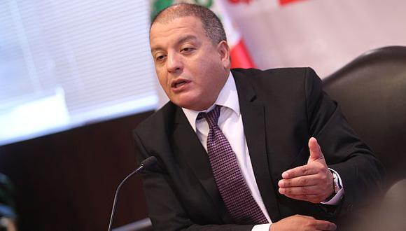 Presidente de Proinversión, Milton Von Hesse, dijo que crisis trae oportunidades para Perú.  (USI)