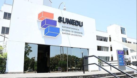 Sunedu se pronunció sobre reunión con el congresista Richard Acuña. (Foto: Agencia Andina)