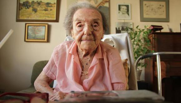 Holocausto: Muere la sobreviviente más longeva a los 110 años. (AP)