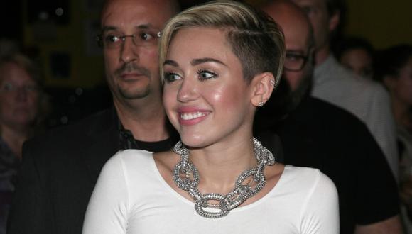 Miley Cyrus dejó en el olvido a Liam. (AP)