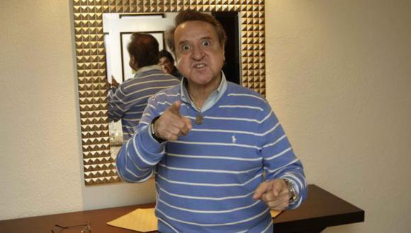 """Carlos Villagrán """"Quico"""" se registró como precandidato a la gubernatura de Querétaro en México. (Foto: GEC)."""