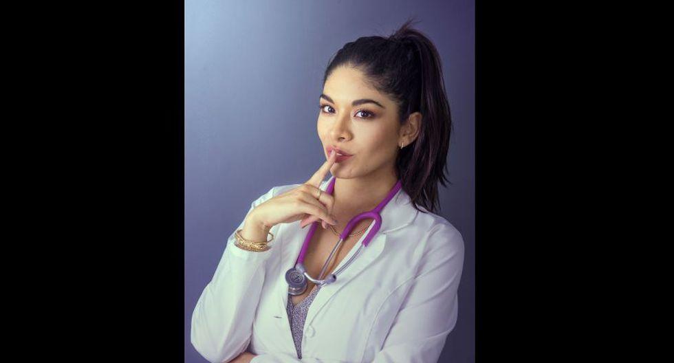 Stephany Castro, disciplinada belleza. (Juan José Calvo/GEC)