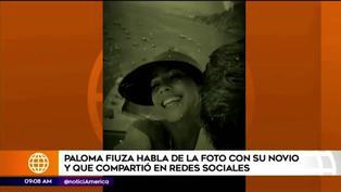 Paloma Fiuza comparte una foto con su novio por primera vez en Instagram