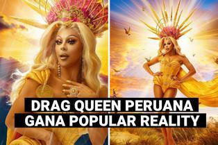 Orgullo peruano: drag queen Envy Perú obtiene el primer puesto en el reality Drag Race Holland