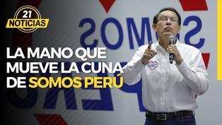 La mano que mueve la cuna de Somos Perú