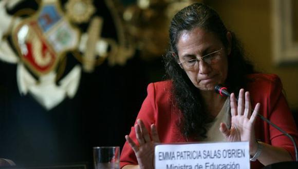 Con su desafortunada posición, Salas le genera un conflicto al recién estrenado Gabinete Jiménez y al Gobierno. (David Vexelman)