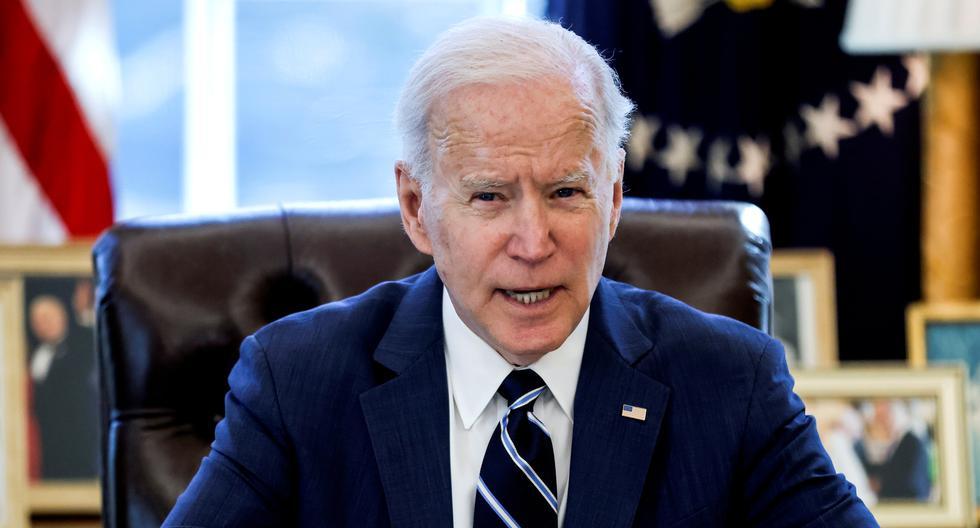 Joe Biden, presidente de Estados Unidos. REUTERS
