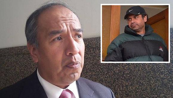 Martín Belaunde Lossio: Jorge Acurio niega cualquier vínculo con amigo de la pareja presidencial. (Fabiola Valle)