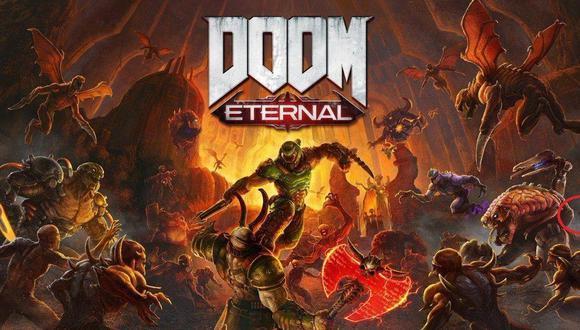 'DOOM Eternal' llegará al PlayStation 4, Nintendo Switch, PC, y Xbox One el próximo 20 de marzo.