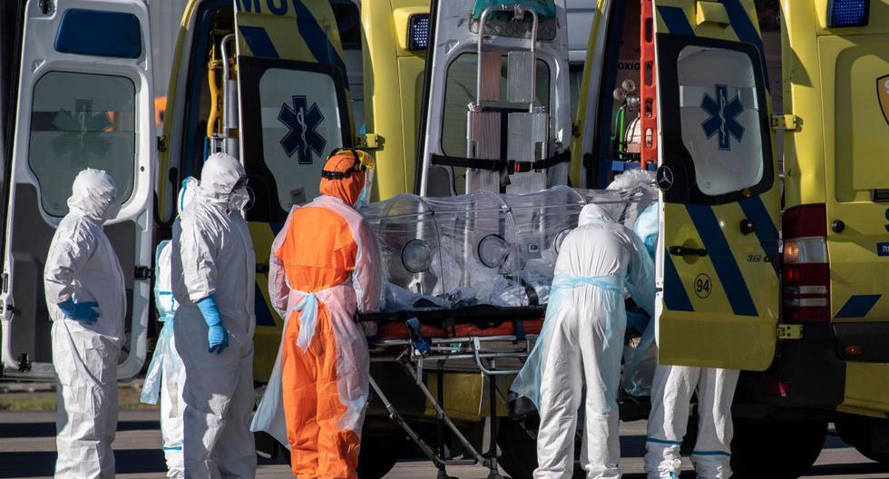 Chile sobrepasa los 1.000 fallecidos por COVID-19 y roza los 100.0000 contagiados. (AFP / Martin BERNETTI)