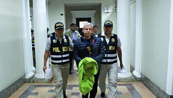 Expremier está en prisión. (AP)