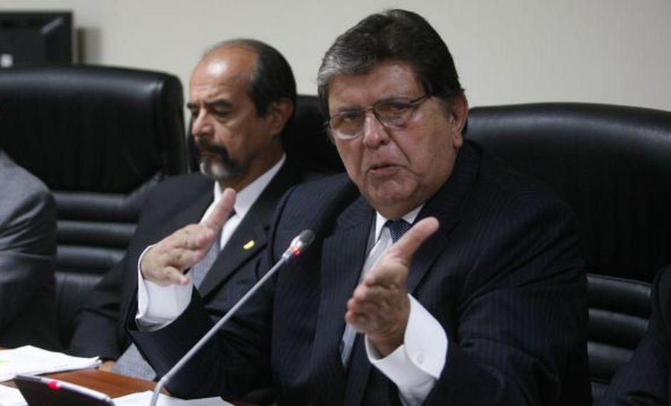 ESTRATEGIA. Legisladores buscan cómo limpiar a la 'megacomisión' de los cuestionamientos. (Mario Zapata)
