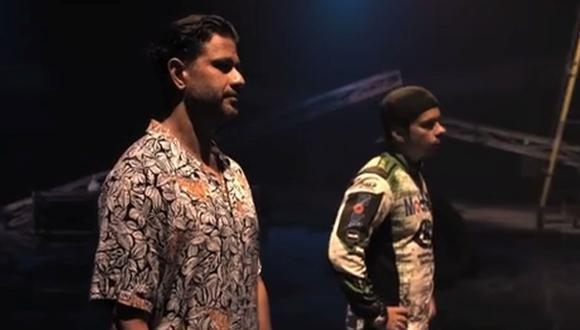 """Esto es Guerra"": ¿Yaco Eskenazi y Mario Hart regresan al reality?. (Foto: Captura de video)"