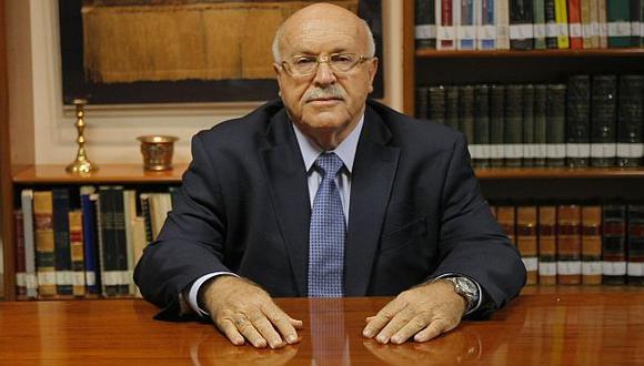 Ex canciller Eduardo Ferrero habla sobre el caso de espionaje de Chile. (Perú21)