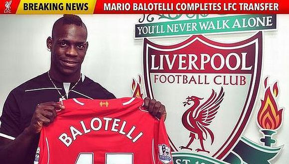 El jugador regresa a Inglaterra tras una temporada y media en el club de Milán. (Twitter)