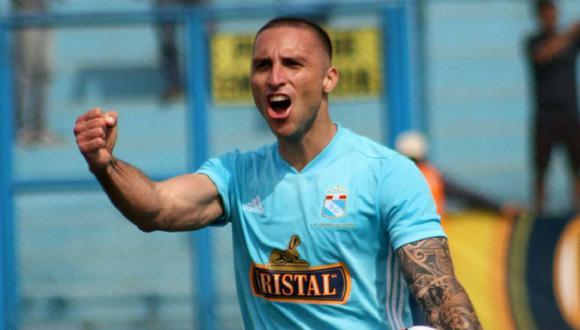 Emanuel Herrera es actual jugador de Sporting Cristal. (Foto: GEC)